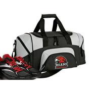 Small Miami University Duffel Bag or Miami University Gym Bag