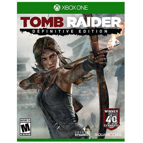 Tomb Raider Definitive Ed (Xbox One) - Pre-Owned