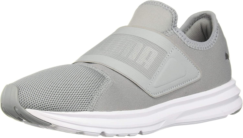 Enzo Strap WNS Sneaker, Quarry Silver