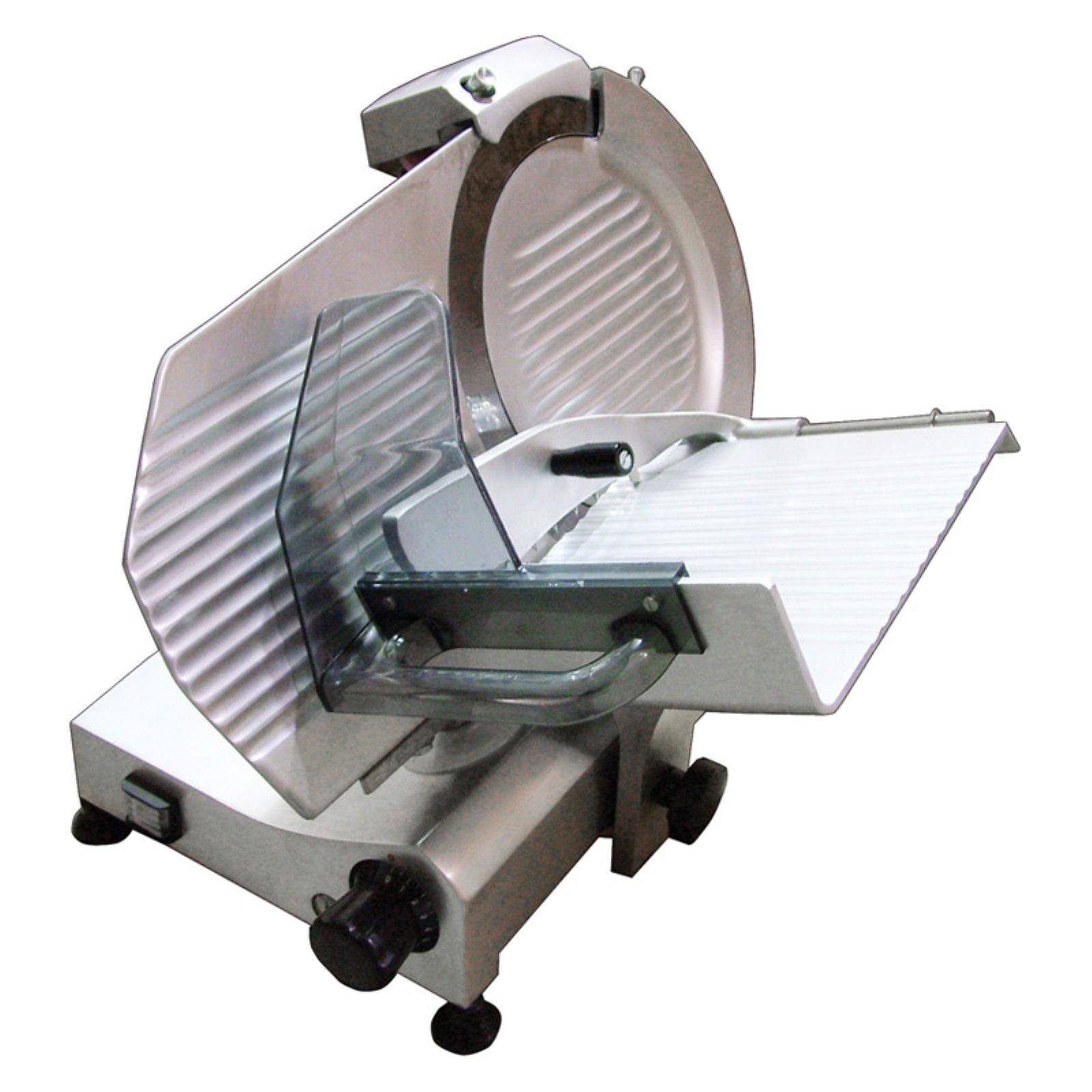 Omcan 275E 11 in. Commercial Food Slicer