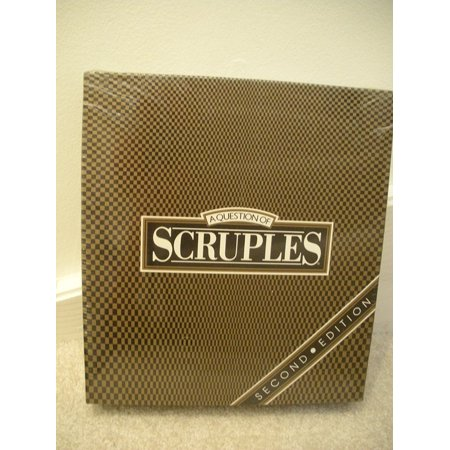 A Question of Scruples, Second Edition by, 14 years and up By Milton Bradley Milton Bradley Toy
