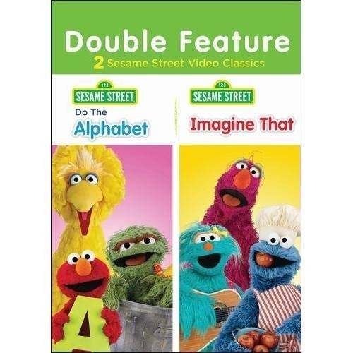 Sesame Street: Do The Alphabet / Imagine That! (Full Frame)