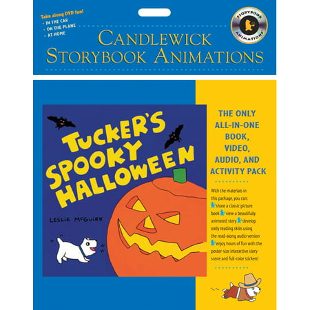 Tucker's Spooky Halloween: Candlewick Storybook - This Is Halloween Wolf Animation