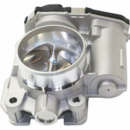 NEW THROTTLE BODY 4 CYLINDER FITS 2008-12 CHEVROLET MALIBU 12631186 Chevrolet Malibu New Body