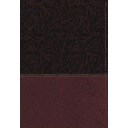 NKJV Study Bible, Imitation Leather, Red, Full-Color, Red Letter Edition, Indexed, Comfort Print : The Complete Resource for Studying God's Word