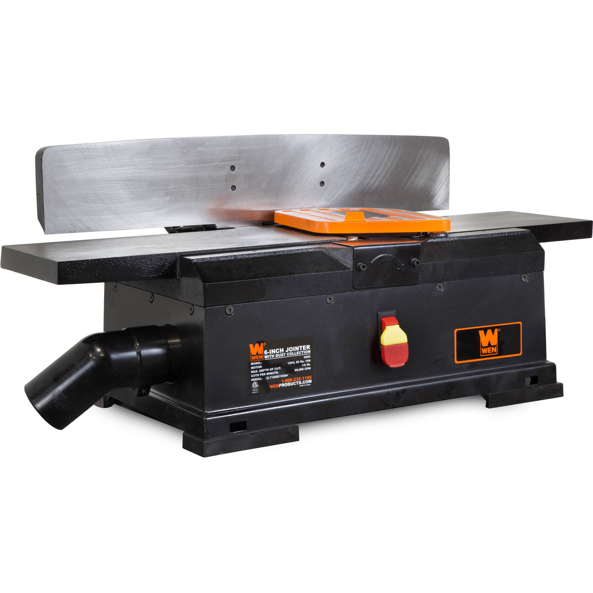 "WEN 6"" Benchtop Jointer by WEN"