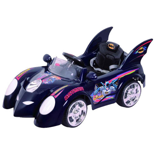 Best Ride On Cars Batmobile 6V Battery Powered Car