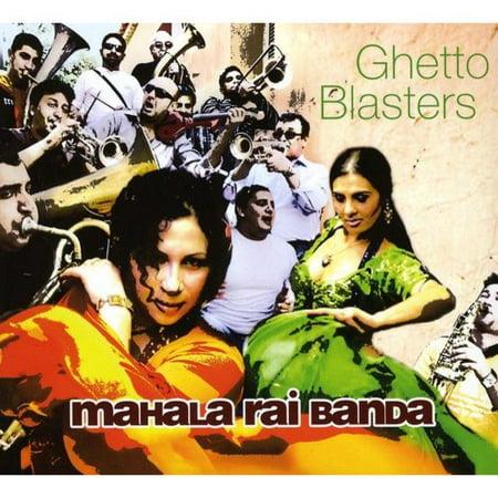 Ghetto Blasters Mahala Rai Banda Romania (Ghetto Blaster Cd Player)