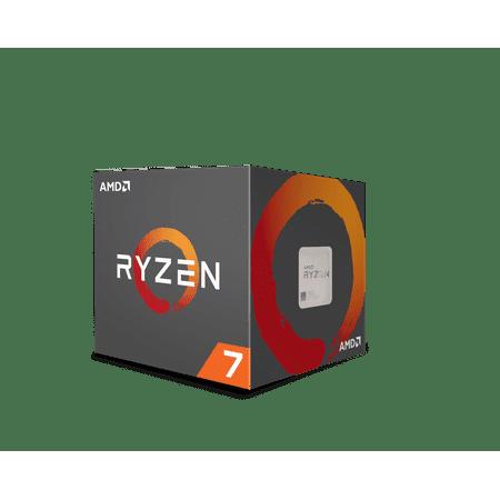AMD CPU Ryzen 7 1700X - YD170XBCAEWOF ()