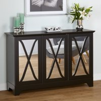 Reflections Buffetconsole With Mirror Box 1 Of 2 Black
