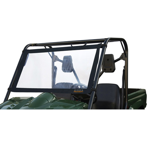 Classic Accessories Quadgear Extreme UTV Windshield, Black