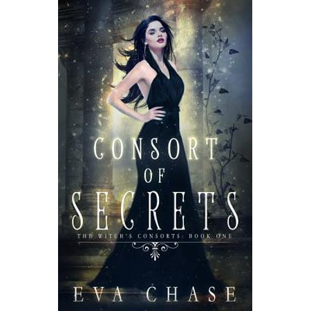 Consort of Secrets : A Paranormal Reverse Harem