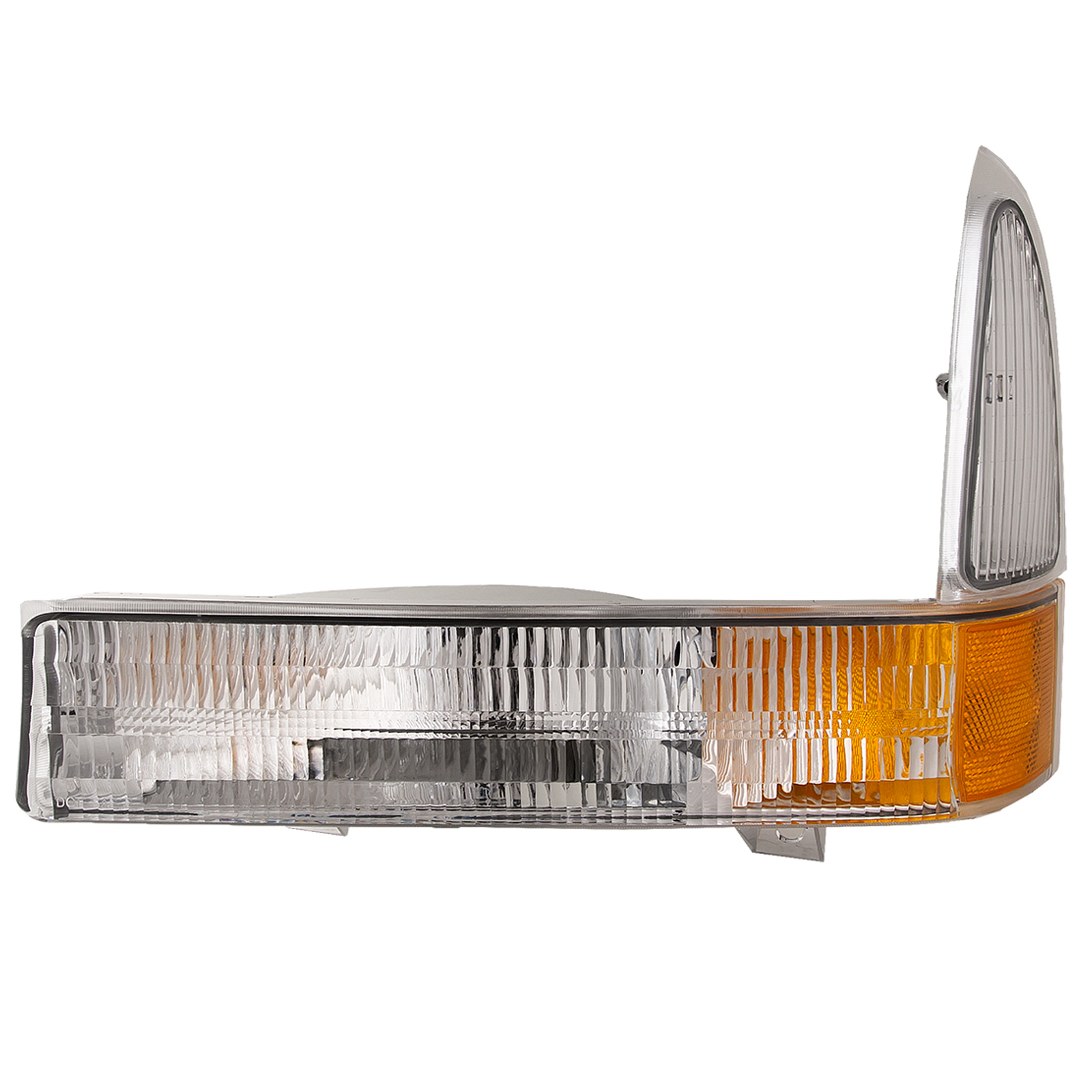 2001-2005 Ford Excursion/2002-2004 F-250 Super Duty Driver Side Park Signal Light Left Assembly FO2520169