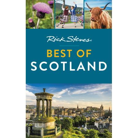 Rick steves best of scotland - paperback:
