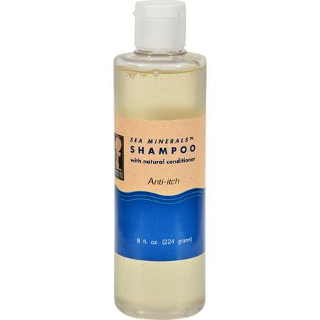 Dynamic Duo Shampoo - Dynamic Health Sea Minerals Shampoo, 8 Fl Oz