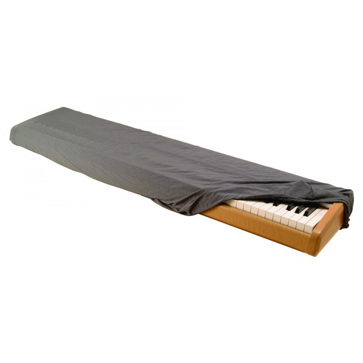 On-Stage KDA7088G 88-Key Keyboard Dust Cover (Gray) by The Music People Inc.