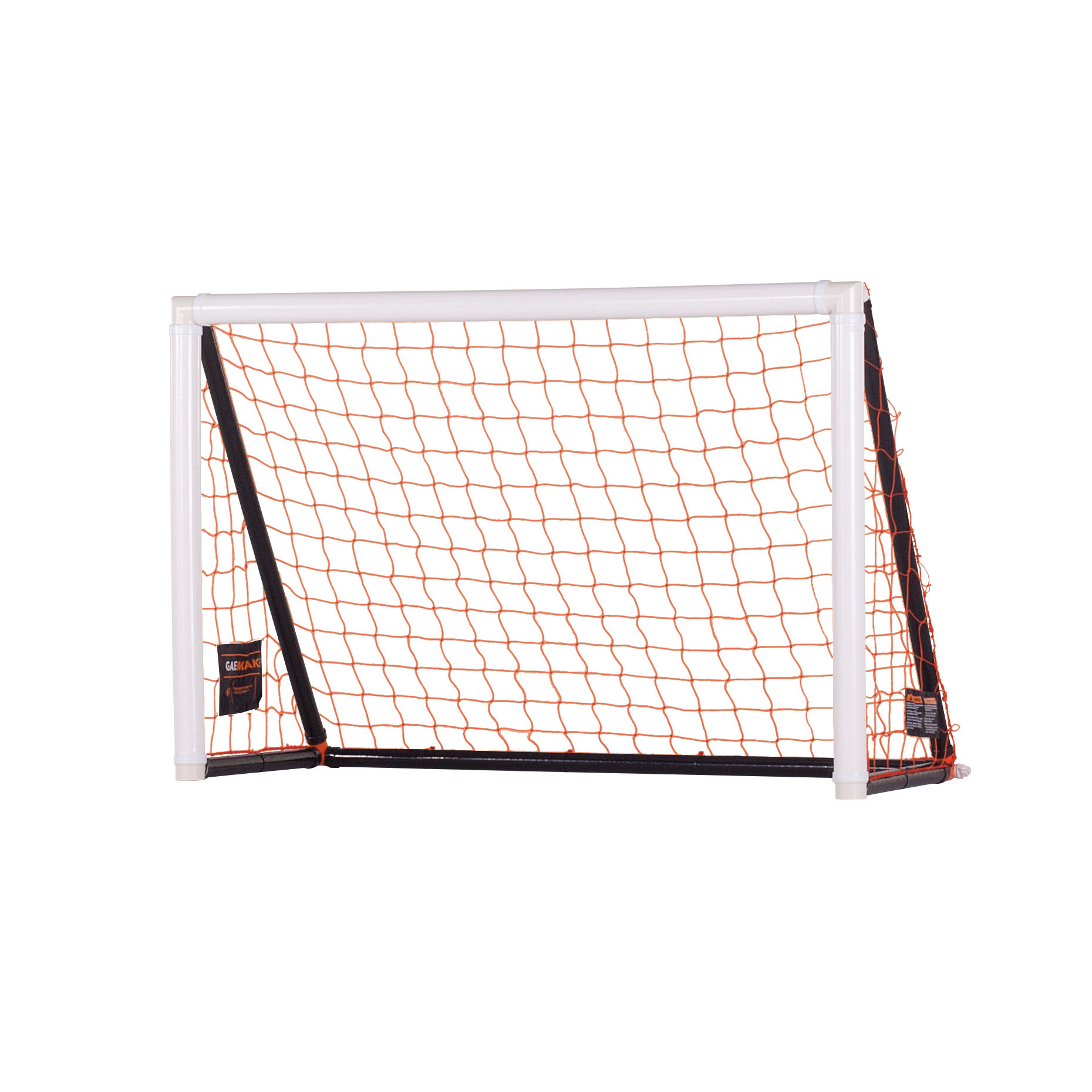 Goalrilla Gamemaker Inflatable Soccer Goal with Carry Case
