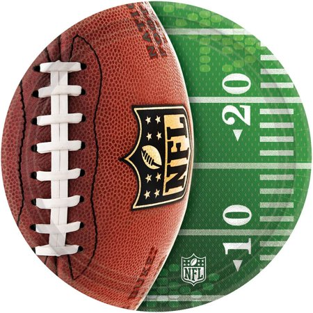 Nfl Party Supplies (Amscan NFL 7