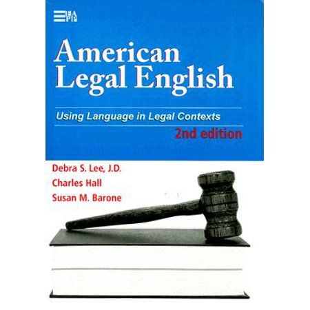 American Legal English, 2nd Edition : Using Language in Legal - English Second Language Halloween Activities
