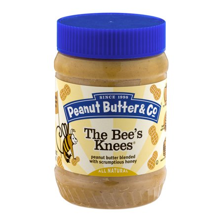 Peanut Butter   Co The Bees Knees  16 0 Oz