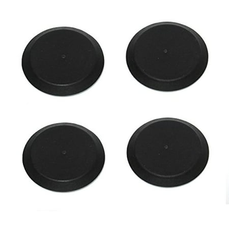 4 Rubber Body Floor Aftermarket Drain Plugs fit Jeep Wrangler TJ 1998 to 2006 OEM 55177482AA Aftermarket Jeep Wrangler Parts