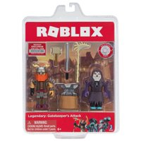 Roblox Legendary Gatekeeper Attack Action Figure