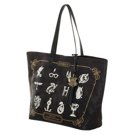 Harry Potter Back To Hogwarts Tote Bag (Harry Potter Purses)