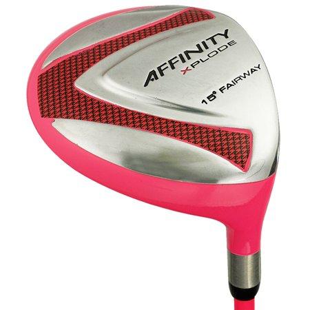 Affinity Golf- Ladies Xplode Fairway
