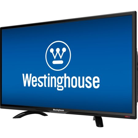 "Refurbished Westinghouse 24"" LED with Built In DVD Player, WD24HB6101"