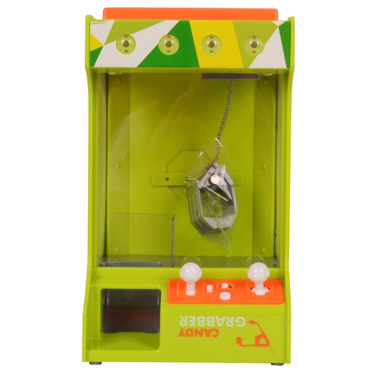 Electronic Candy Grabber Machine Claw Arcade Game Operate...