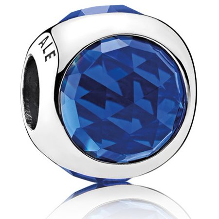 Royal Blue Radiant Droplets Charm - 792095NCB