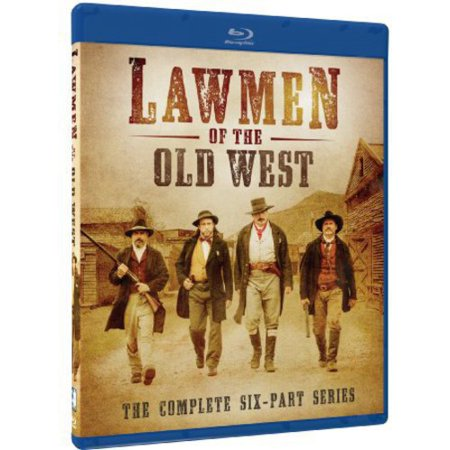 Lawmen of the Old West (Blu-ray) (The Old Mill Pond)