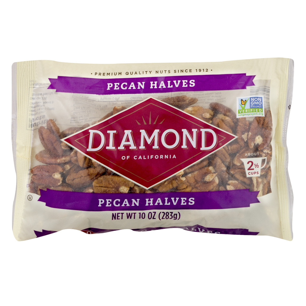 Diamond Pecan Halves, 10.0 OZ by Diamond Foods, Inc.
