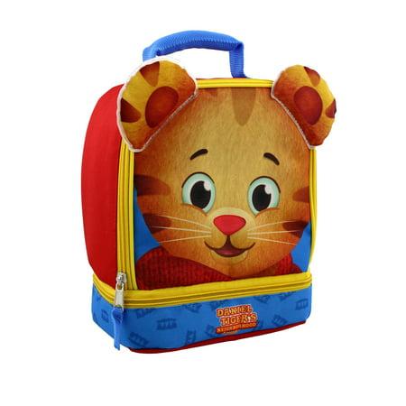 Daniel Tiger's Neighborhood Childrens Lunch Bag Detroit Tigers Lunch Bag