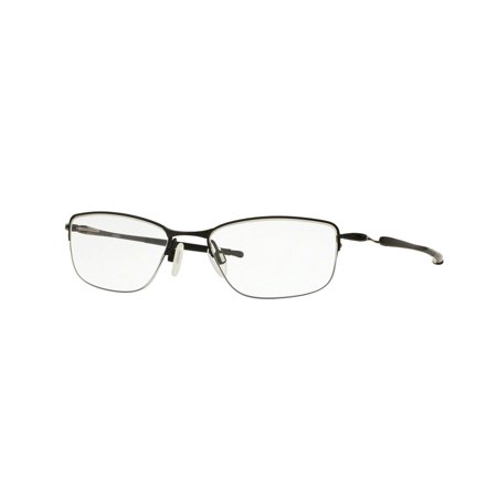 Oakley 0OX5120 Lizard 2 Semi Rim Square Eyeglasses for Unisex - Size (Oakley Eyeglasses Online)
