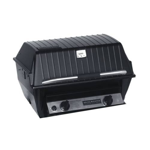 Broilmaster Infrared Blue Flame Combination Natural Gas Grill with Stainless Steel Grids by