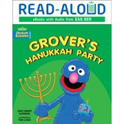 Grover's Hanukkah Party - eBook