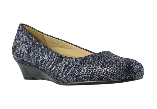 Trotters T1110-001 Multi Pumps, Classic Womens Heels Size 6 by Trotters
