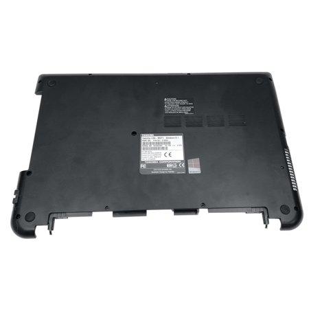 A000291000 EABLI00301A Toshiba Satellite L50 L55 Series Laptop Bottom Base Cover Laptop Base Assembly - Used Very