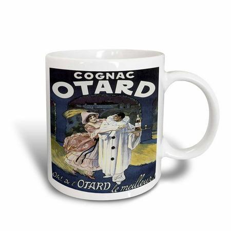3dRose Vintage Otard Cognac French Advertising Poster, Ceramic Mug, (Best Cognac For Cooking)