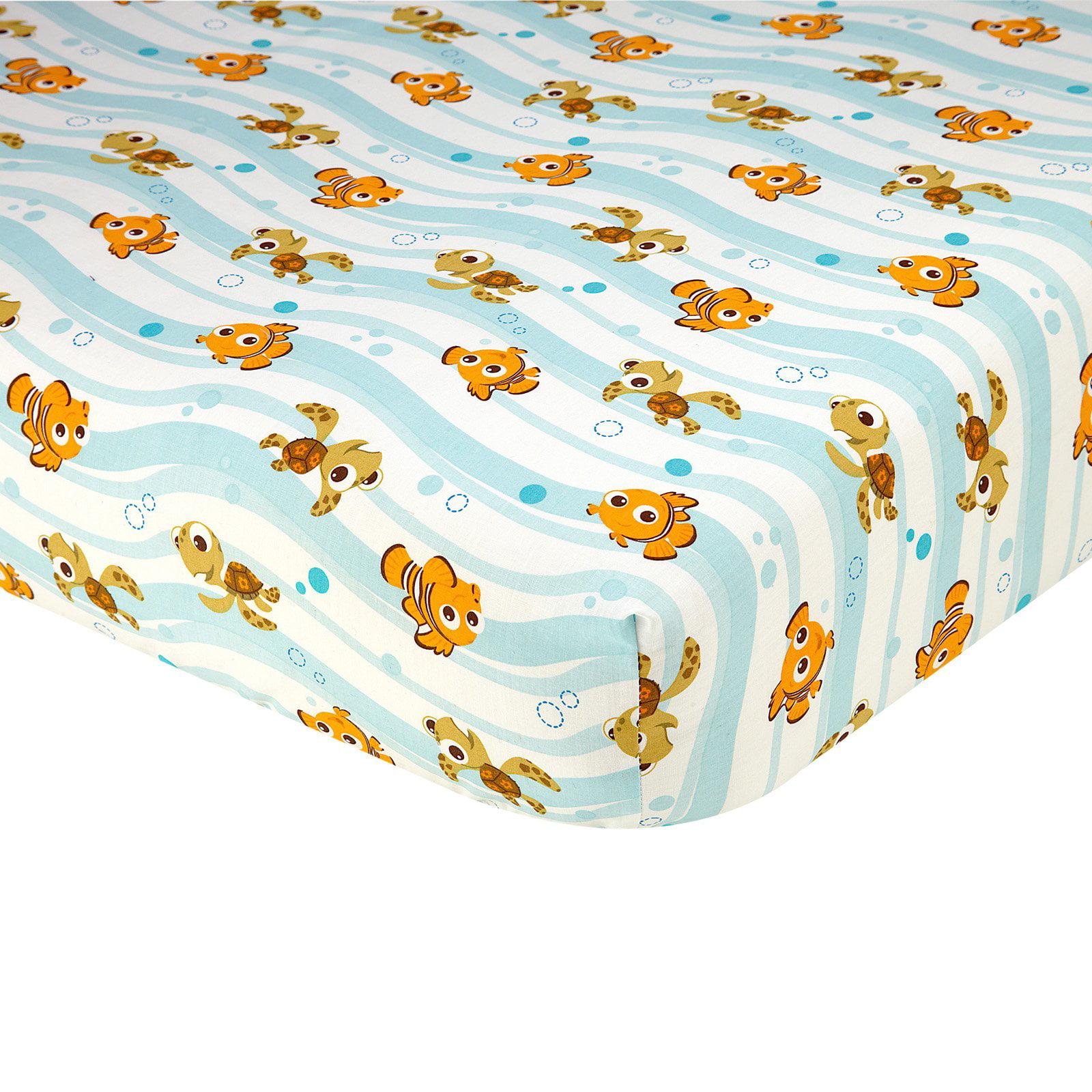 Nemo Crib Bedding Walmart