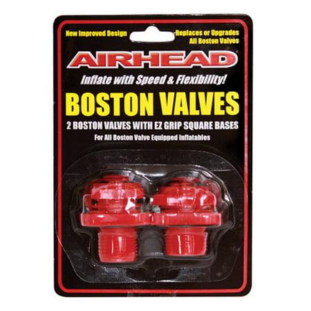 Kwik Tek AHBV-2  Airhead Boston Valve, 2 Pk. (Kwik Coupler)