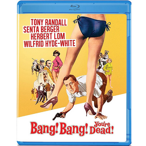 Bang Bang You're Dead (1966) (Blu-ray) (Anamorphic Widescreen)