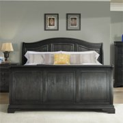Picket House Furnishings Conley King Sleigh Bed in Charcoal