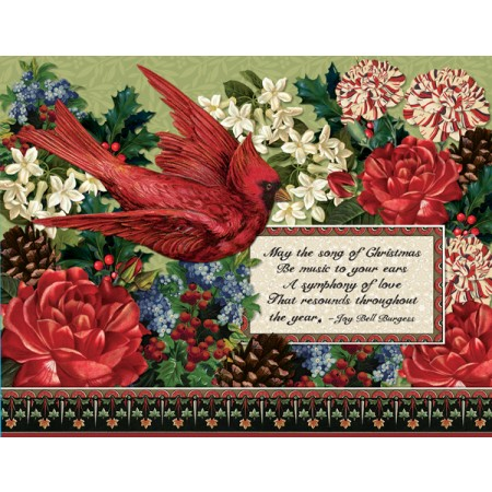 LANG SONG OF CHRISTMAS BOXED CHRISTMAS CARDS