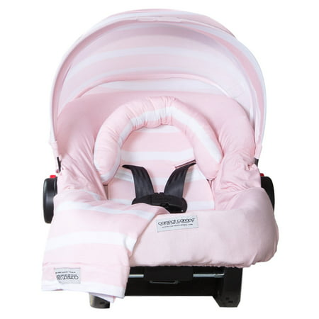 Carseat Canopy 5 Pc Whole Caboodle Baby Car Seat Cover Set Jersey Stretch No