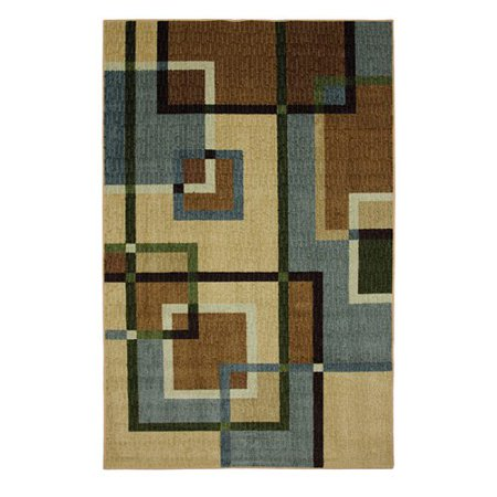 Mohawk Connexus Overlapping Squares Rug