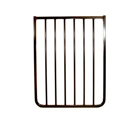 """Cardinal Gates 21.75"""" Extension for SS-30 or MG-15, Black"""