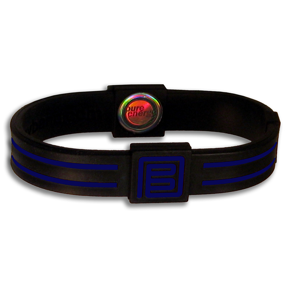 Pure Energy Band - Duo - Black/Blue 7