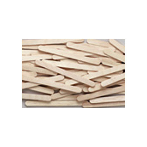 Chenille Kraft Company Craft Sticks 1000 Pcs Natural